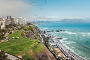 things to do in lima peru - views