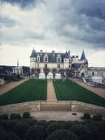 Chateau de Chenonceau Loire Valley France