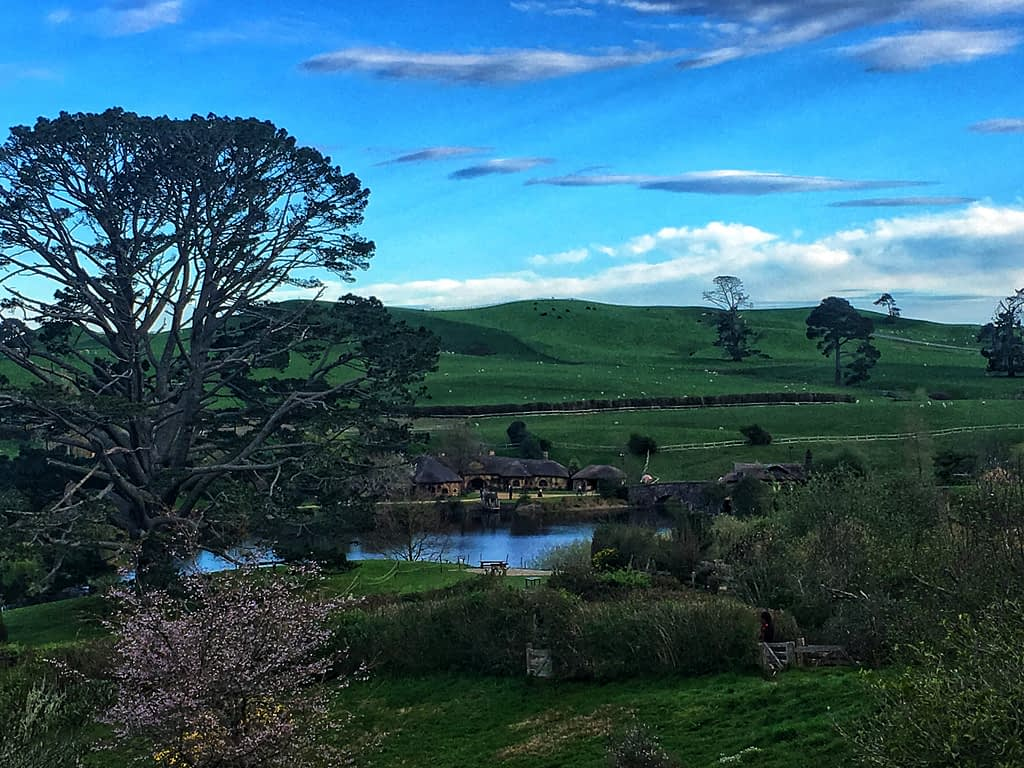 The Green Dragon Hobbiton New Zealand