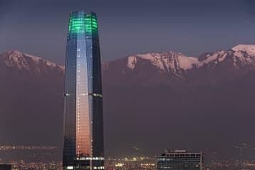 What to do in Santiago - go downtown