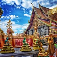 What to do in Chiang Mai - Doi Suthep