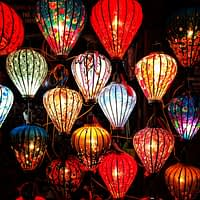 What to do in Hoi An - lanterns